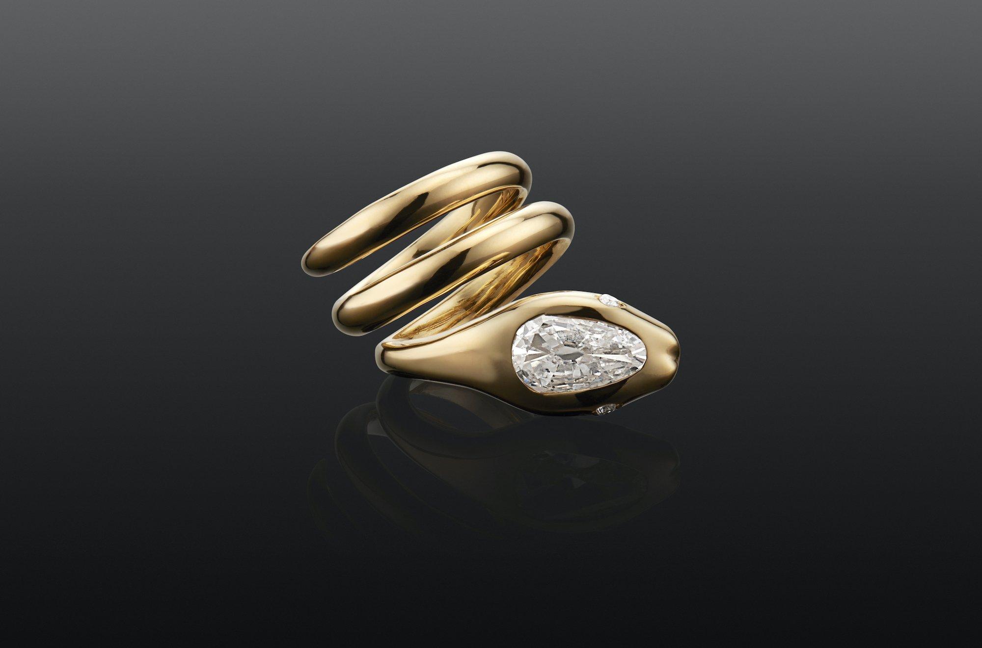 Arielle Ratner, Home, Bespoke Jewelry